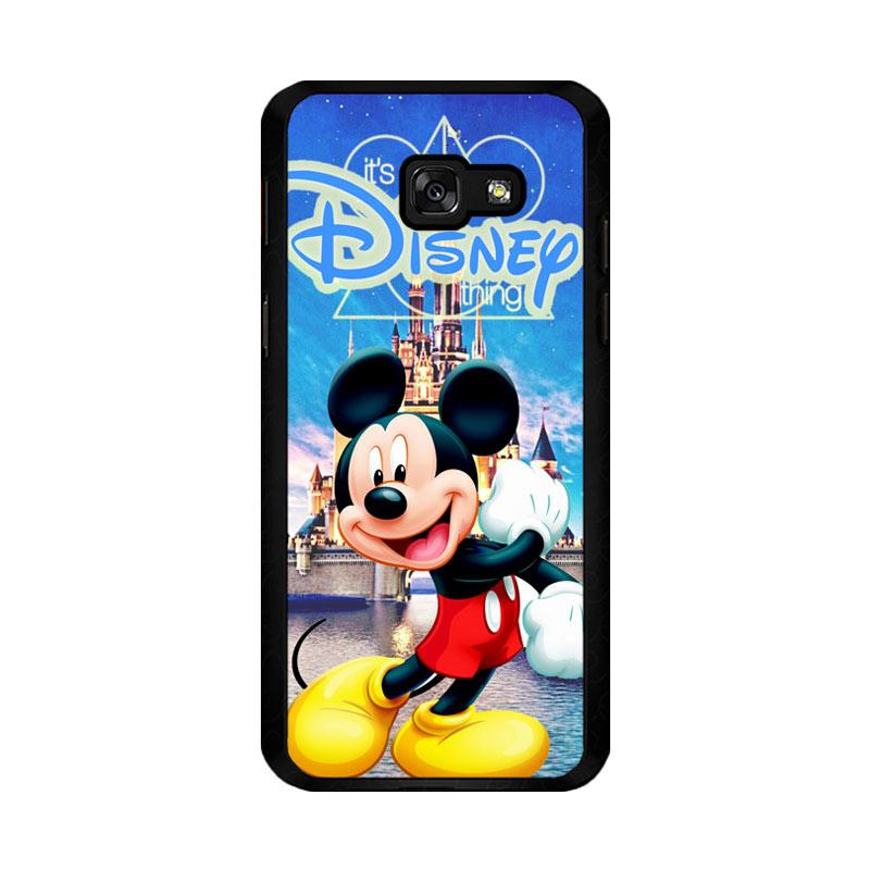 Flazzstore Mickey Mouse Disney Z0548 Custom Casing for Samsung Galaxy A5 2017