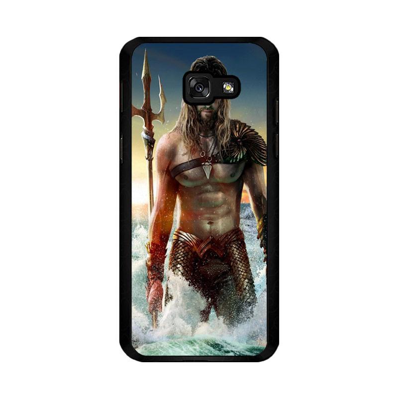 Flazzstore Jason Momoa As Aquaman Z0582 Custom Casing for Samsung Galaxy A5 2017