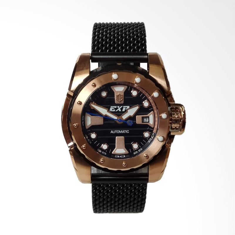 Expedition EXP301MA Automatic Diver Stainless Steel