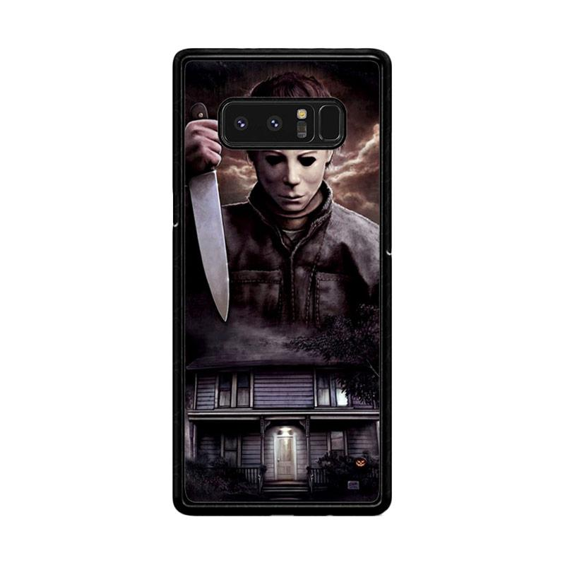 Flazzstore Michael Myers Halloween Z1319 Custom Casing for Samsung Galaxy Note8