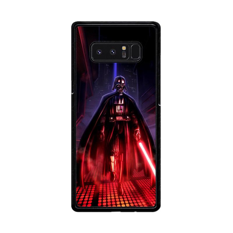 Flazzstore Star Wars Animated Darth Vader Z1454 Custom Casing for Samsung Galaxy Note 8