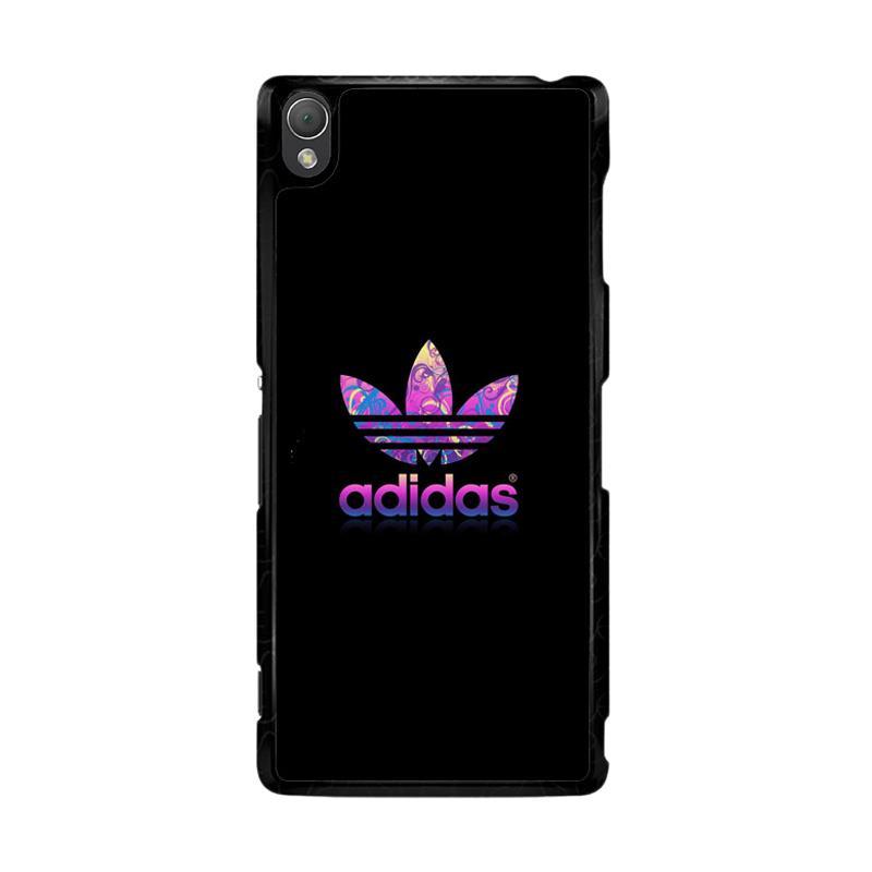 Flazzstore Adidas Purple O0459 Custom Casing for Sony Xperia Z3