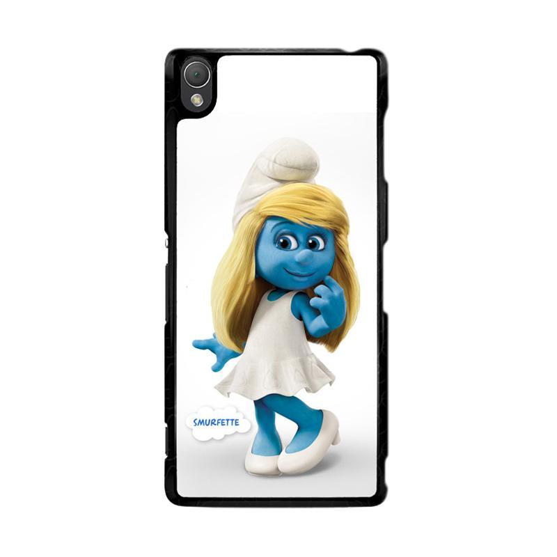 Flazzstore Smurfette The Smurfs O0675 Custom Casing for Sony Xperia Z3