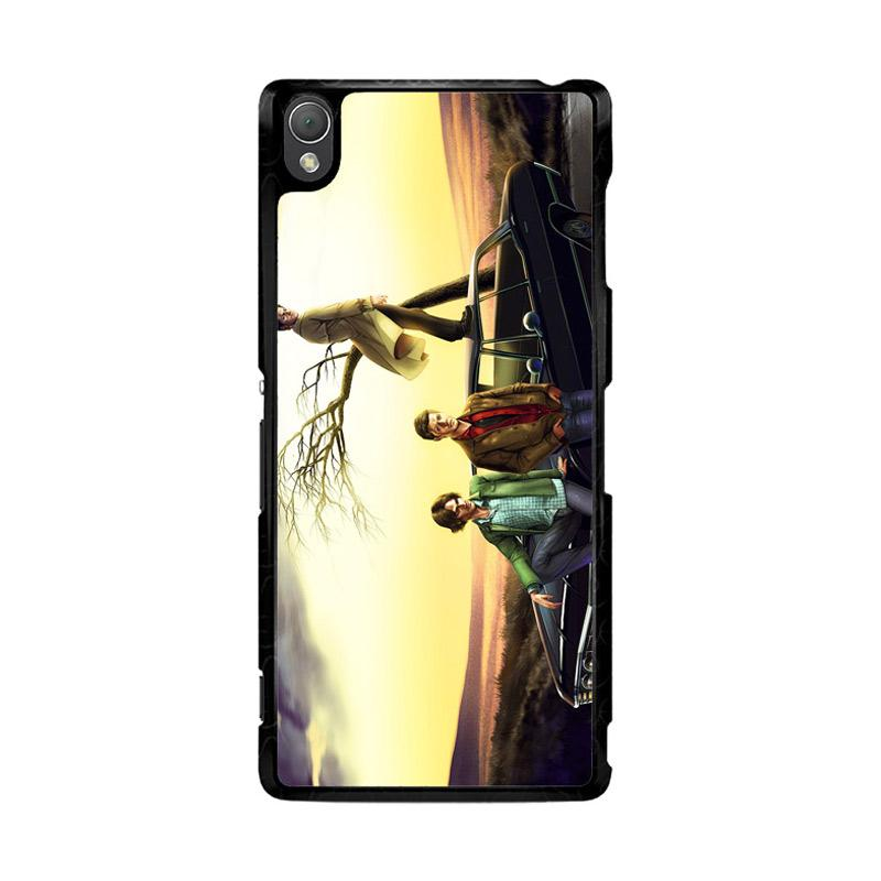 Flazzstore Supernatural Z0079 Custom Casing for Sony Xperia Z3