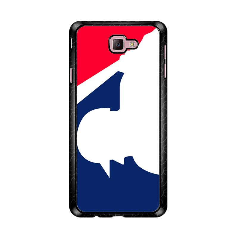 Flazzstore Major League Baseball Logo Z5054 Custom Casing for Samsung Galaxy J7 Prime