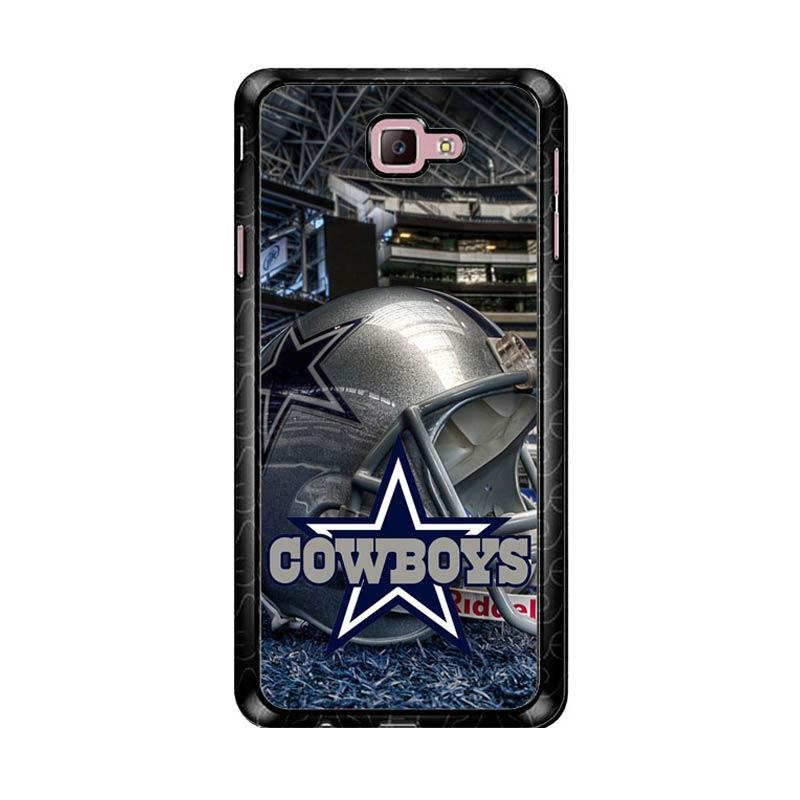 Flazzstore Nfl Dallas Cowboys Z5251 Custom Casing for Samsung Galaxy J7 Prime