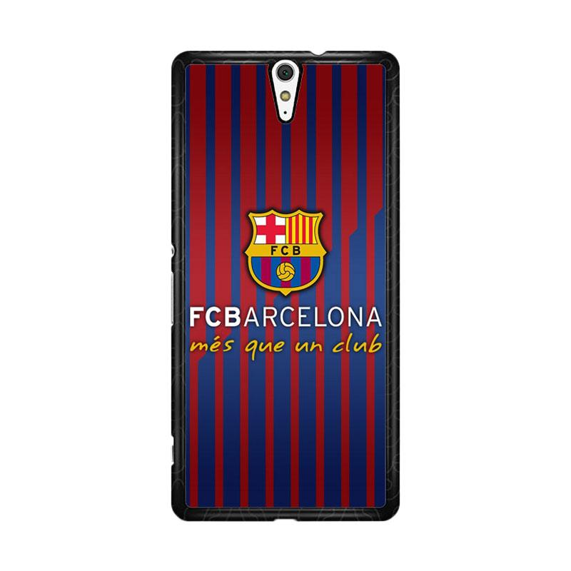 Flazzstore FC Barcelona - Mes Que Un Club O0441 Custom Casing for Sony Xperia C5 Ultra