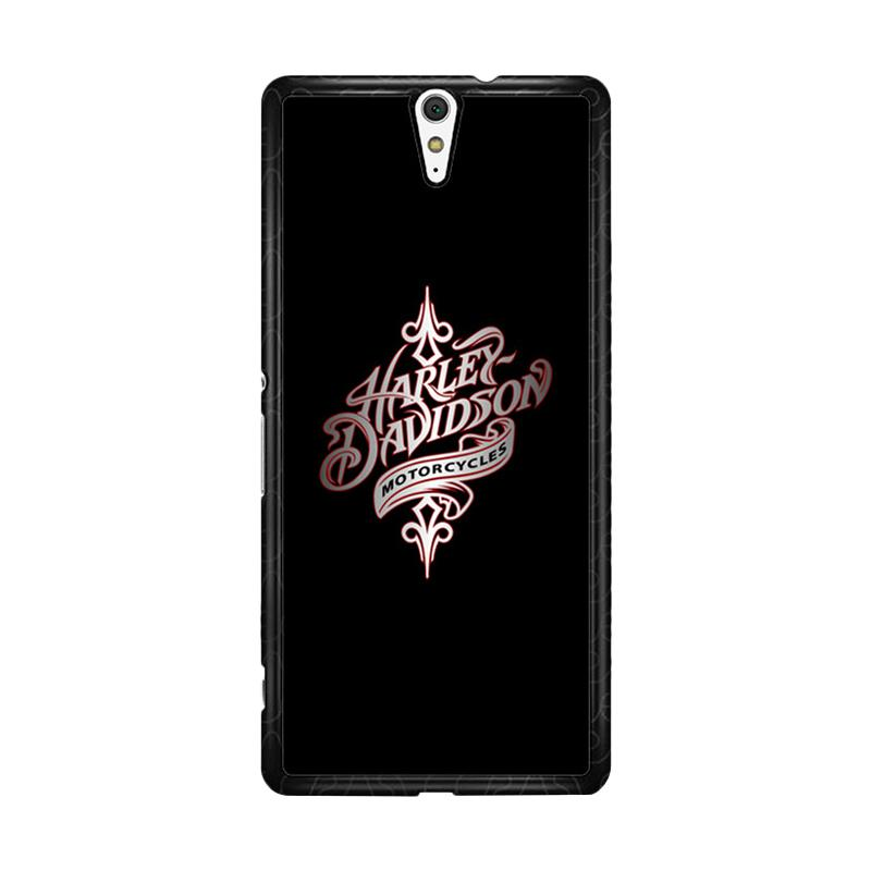Flazzstore Harley Davidson Motorcycles O0738 Custom Casing for Sony Xperia C5 Ultra