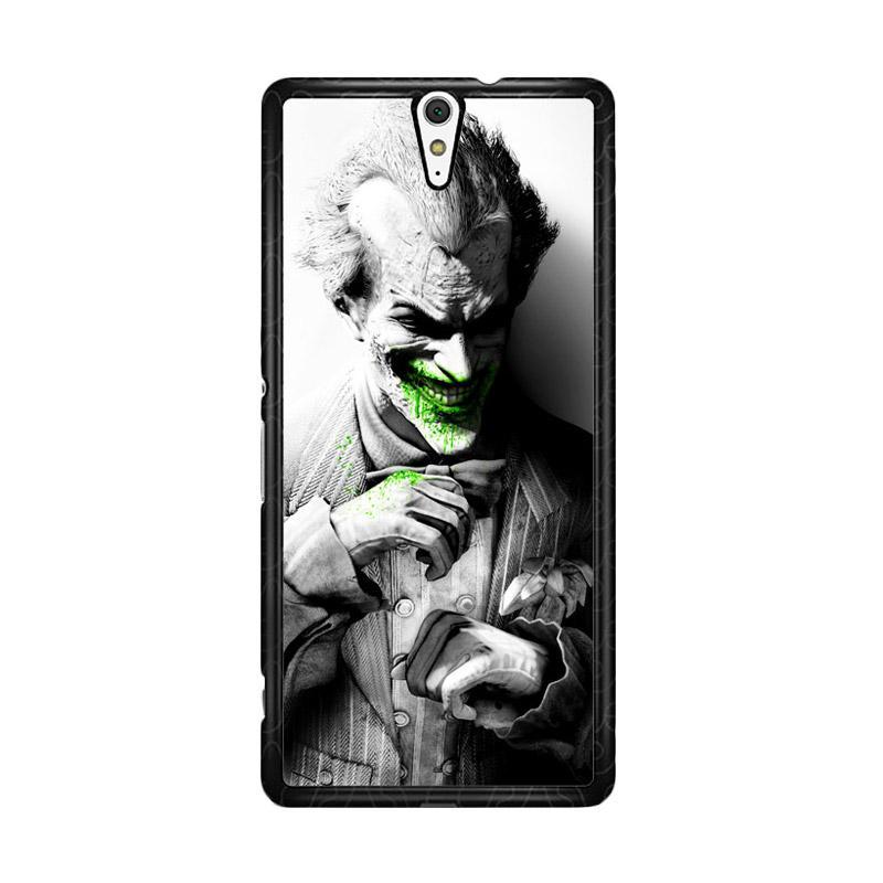 Flazzstore Batman The Joker Z0153 Custom Casing for Sony Xperia C5 Ultra