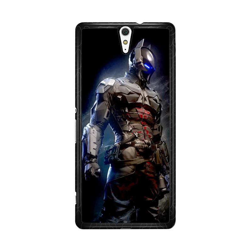 Flazzstore New Batman Arkham Knight Z0287 Custom Casing for Sony Xperia C5 Ultra
