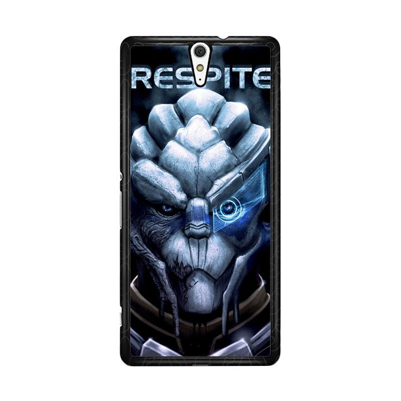 Flazzstore Mass Effect 3 Garrus Z0384 Custom Casing for Sony Xperia C5 Ultra