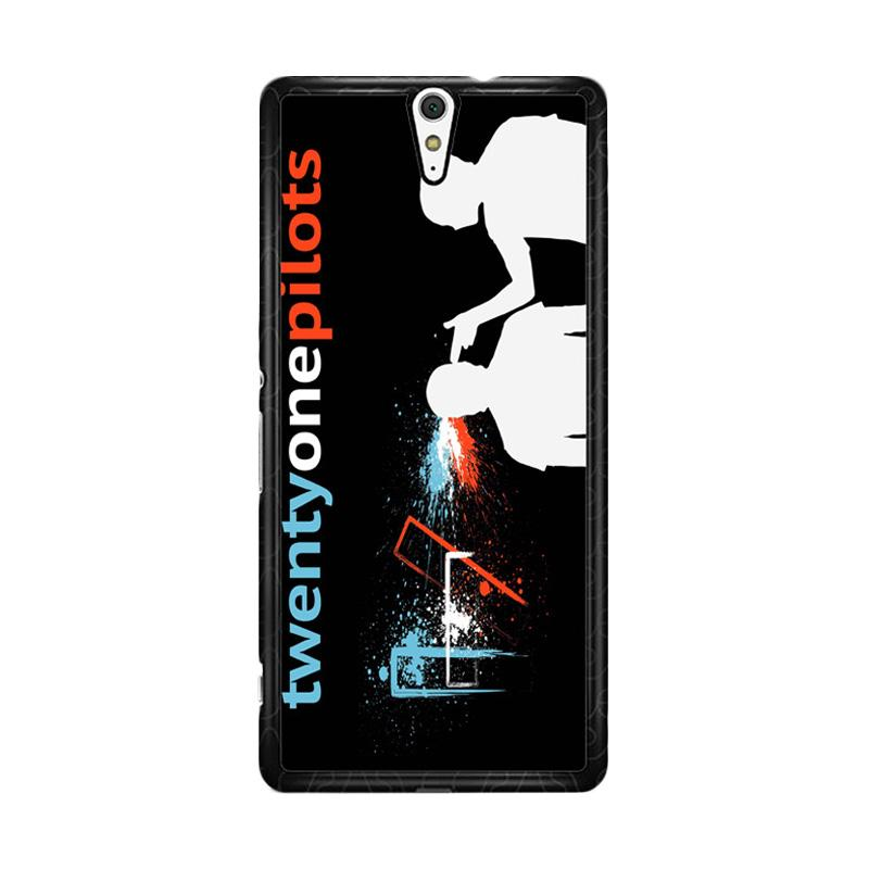 Flazzstore Twenty One Pilots Z0439 Custom Casing for Sony Xperia C5 Ultra