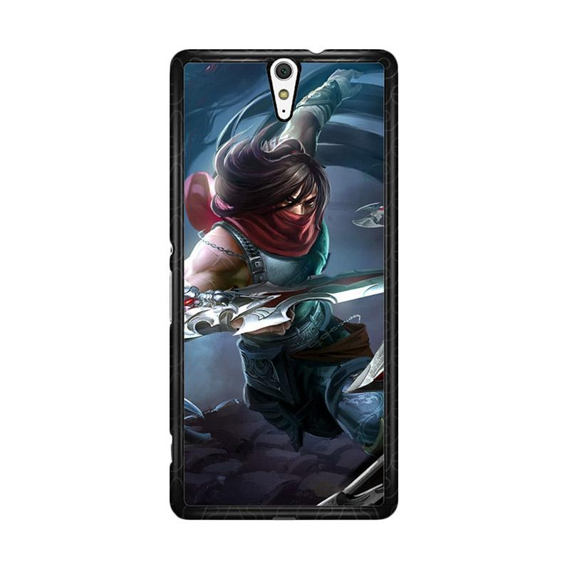 Flazzstore League Of Legends Talon Z1003 Custom Casing for Sony Xperia C5 Ultra