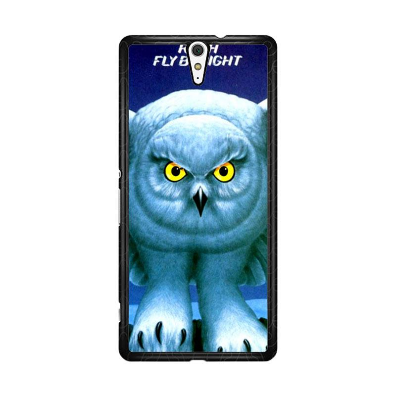 Flazzstore Rush Band Fly By Night Z1162 Custom Casing for Sony Xperia C5 Ultra