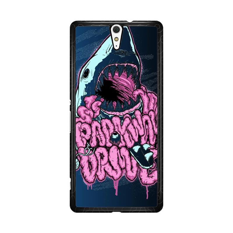 Flazzstore Shark Parkway Drive Z1170 Custom Casing for Sony Xperia C5 Ultra