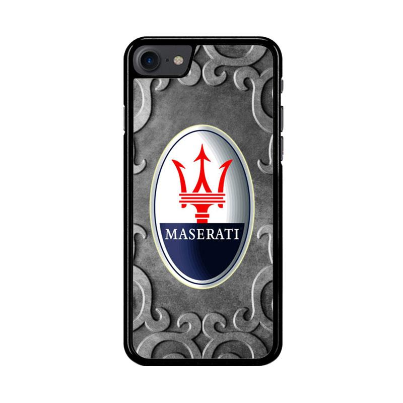 Flazzstore Maserati Z3355 Custom Casing for iPhone 7 or 8