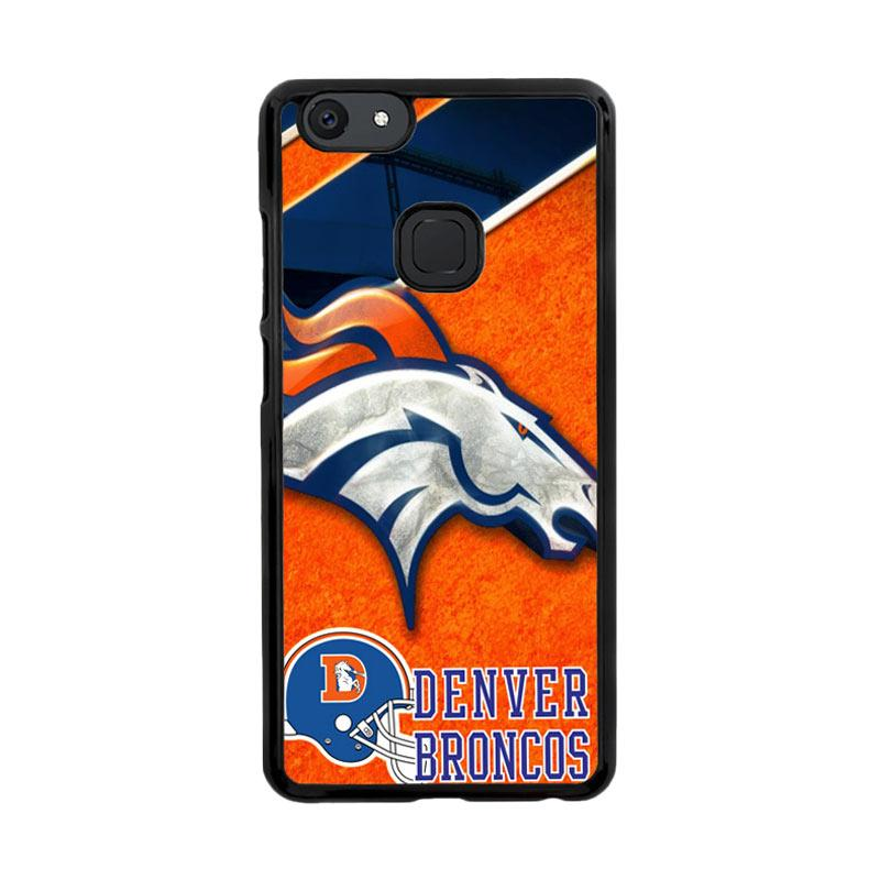 Flazzstore Denver Broncos Z3010 Custom Casing for VIVO V7 Plus