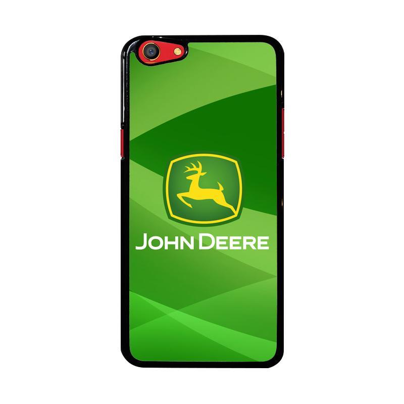 Flazzstore John Deere Logo Z3366 Custom Casing for Oppo F3