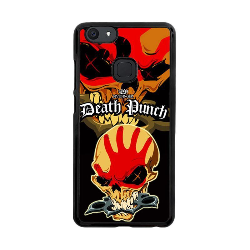 Flazzstore Five Finger Death Punch Z3324 Custom Casing for Vivo V7 Plus