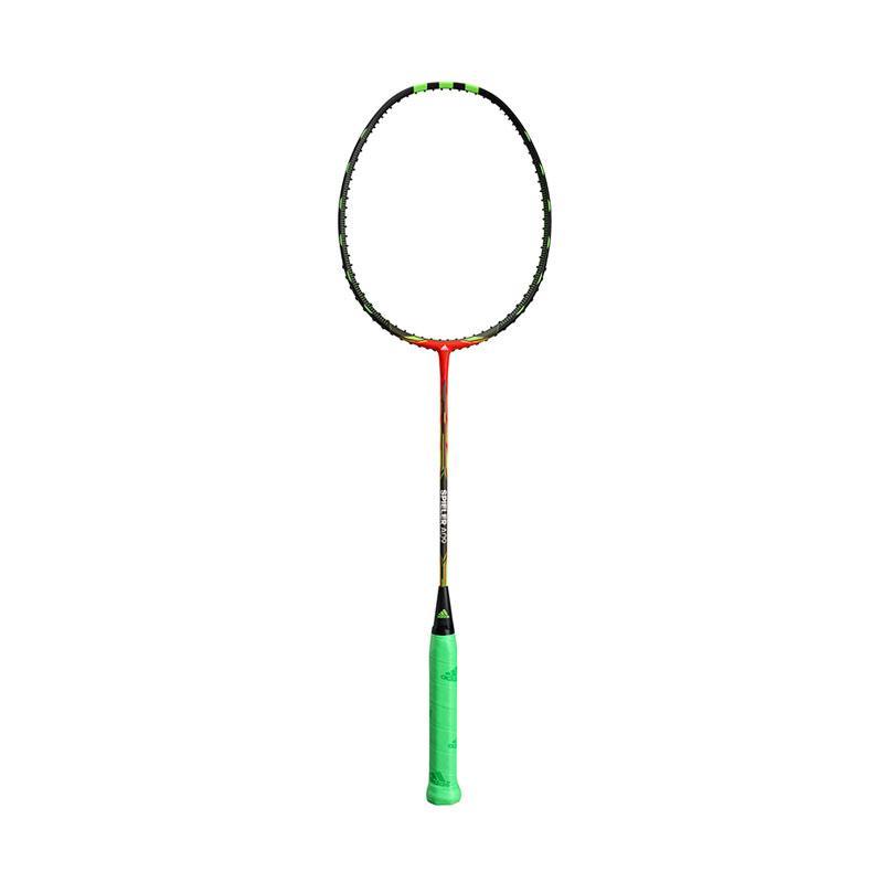 Adidas New Spieler A09 Core Raket Badminton - Red Black
