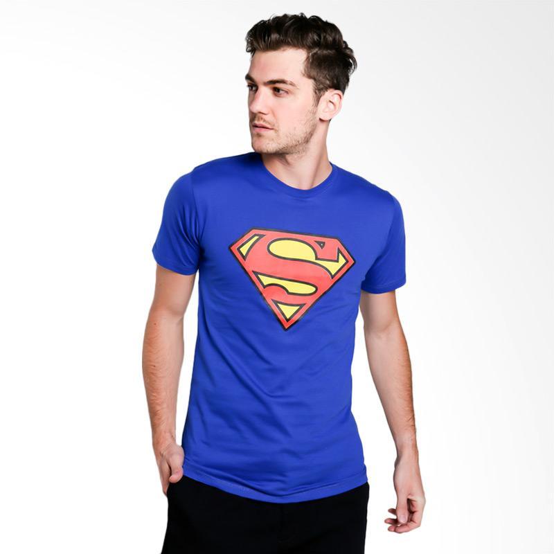 Hypestore Superman T-Shirt - Blue [3219-0563]