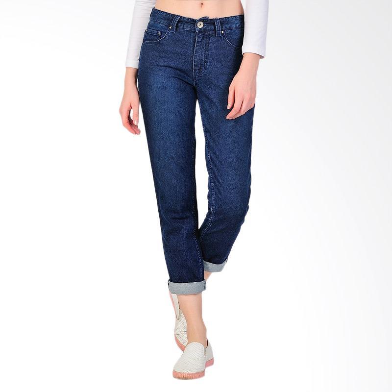 SJO & SIMPAPLY Manata Women's Jeans - Navy