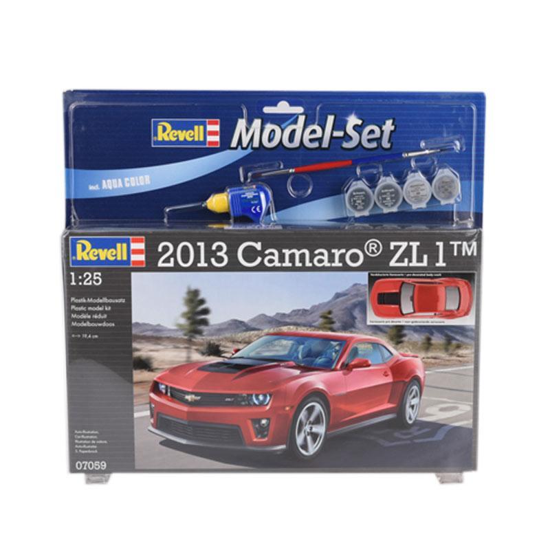 Revell 2013 Camaro Zl-1 Model Kit [1:25]