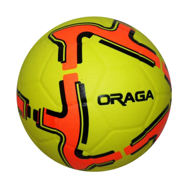 harga Oraga Champion Bola Futsal - Yellow Black Neon Orange [Size 4] Blibli.com