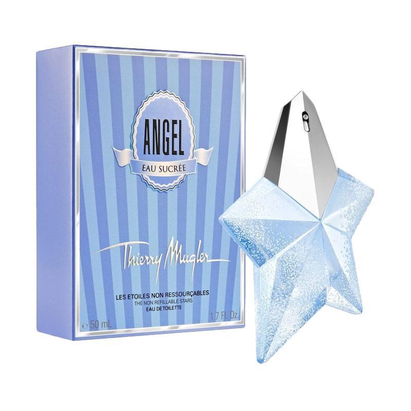 Thierry Mugler Angel Eau Sucree EDT Parfum Wanita [50 mL]