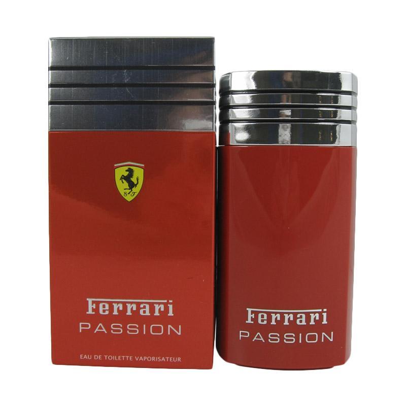 Ferrari Passion Eau de Toilette Parfum Pria [100 mL]