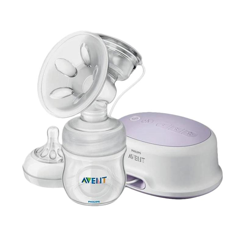 harga Avent Breastpump Natural Elektrik Pompa ASI - Putih Blibli.com