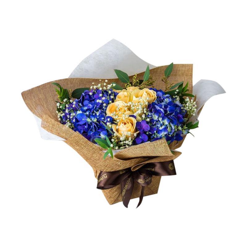 harga Flower Advisor Across Night Sky Buket Bunga Blibli.com