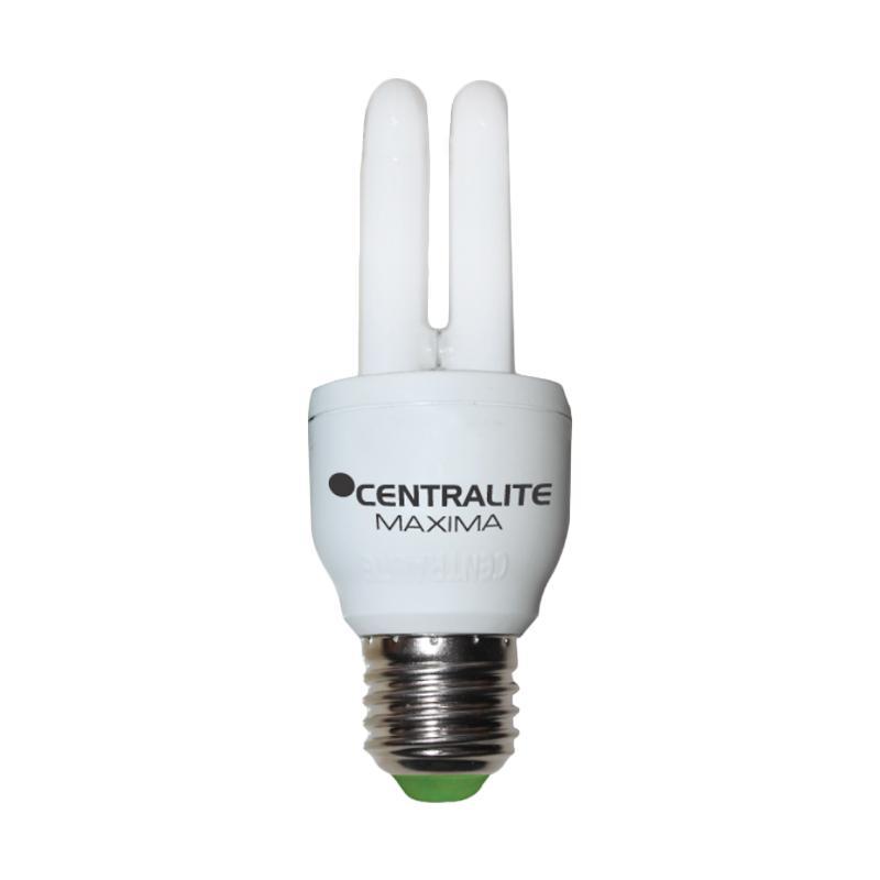 harga CENTRALITE 2U Coolday Light E27 Lampu Hemat Energi - Putih [5 Watt / 6500K] Blibli.com