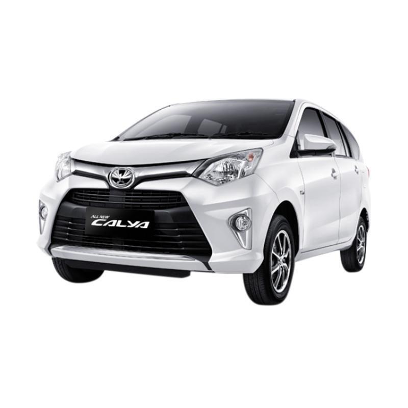 Toyota Calya 1 2 E STD Mobil White Uang Muka Kredit Bidbox