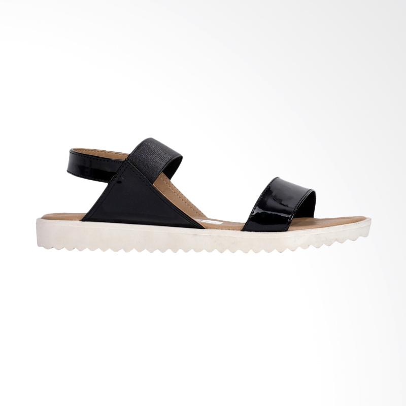Ghirardelli Sandals Cadyna Sandal Wanita - Black