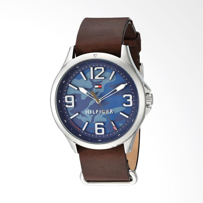 Tommy Hilfiger Men Watch - Brown [1791334]