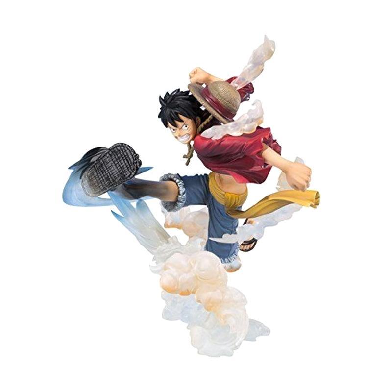 harga Bandai Figuarts Zero One Piece Monkey D. Luffy Gum Gum No Hawk Whip Action Figure Blibli.com