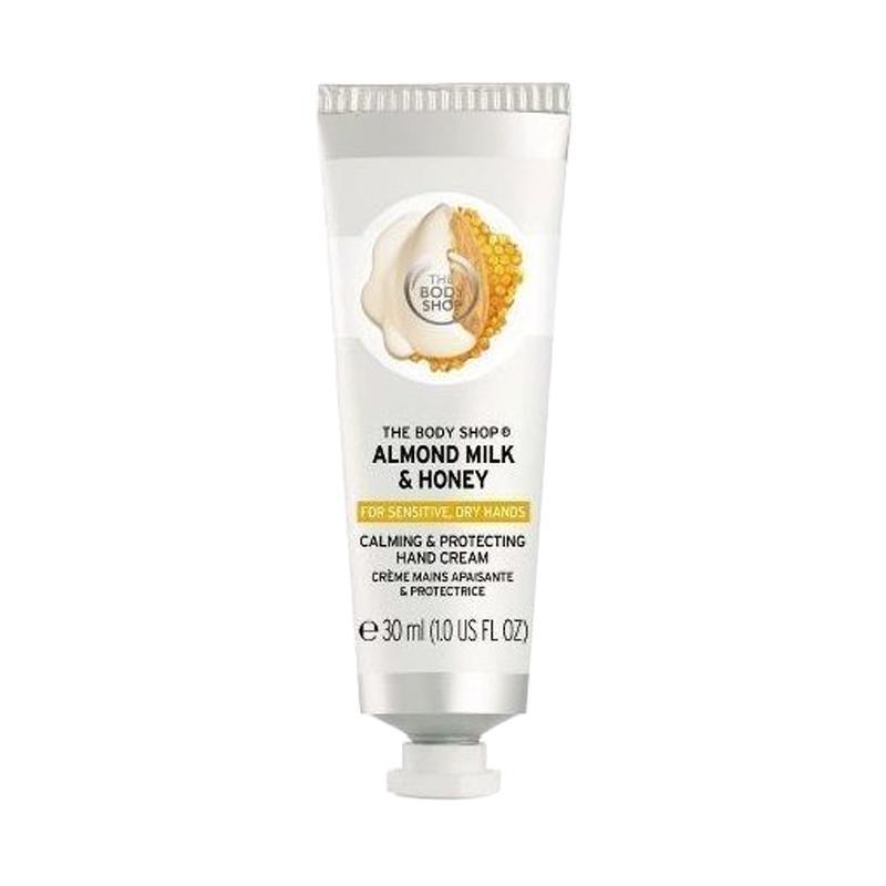 The Body Shop Almond Milk Honey Hand Cream 30 mL