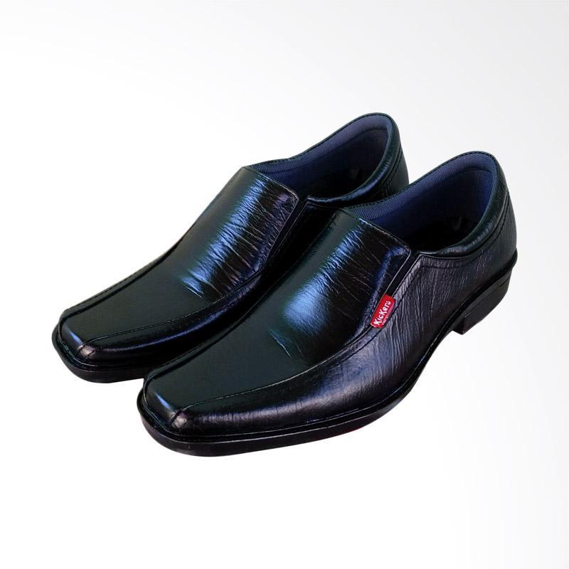 Jual Kickers Kulit Asli Sepatu Formal Pantofel Pria Online - Harga    Kualitas Terjamin  13ea3ea451