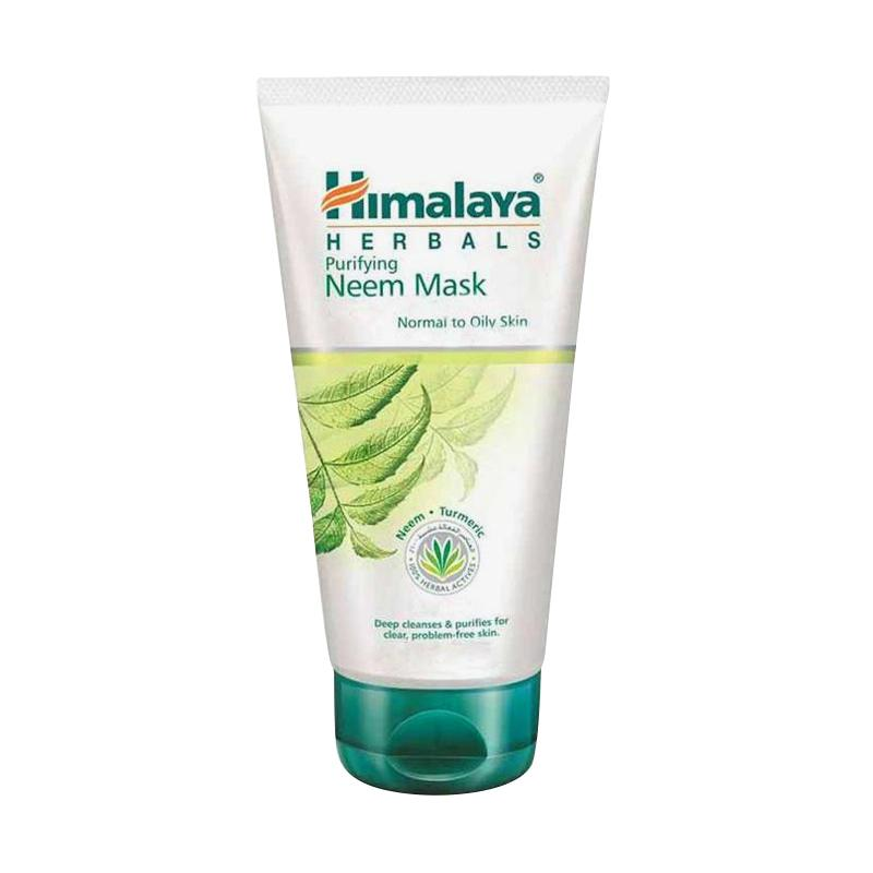 Himalaya Purifying Neem Mask Masker Wajah 50 mL