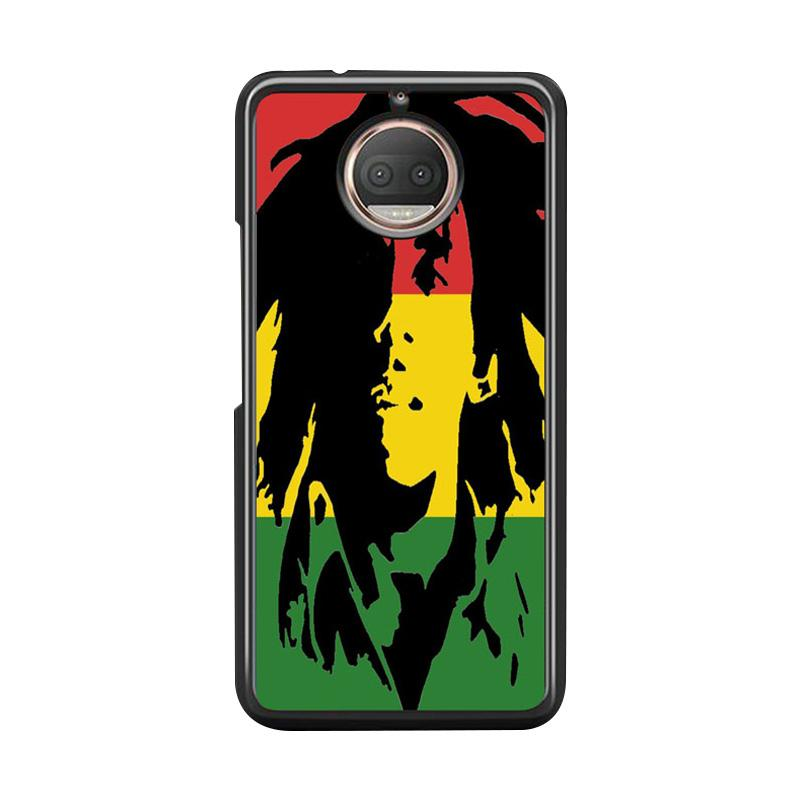 harga Flazzstore Reggae Legend Bob Marley Rasta V1647 Premium Casing for Motorola Moto G5S Plus Blibli.com