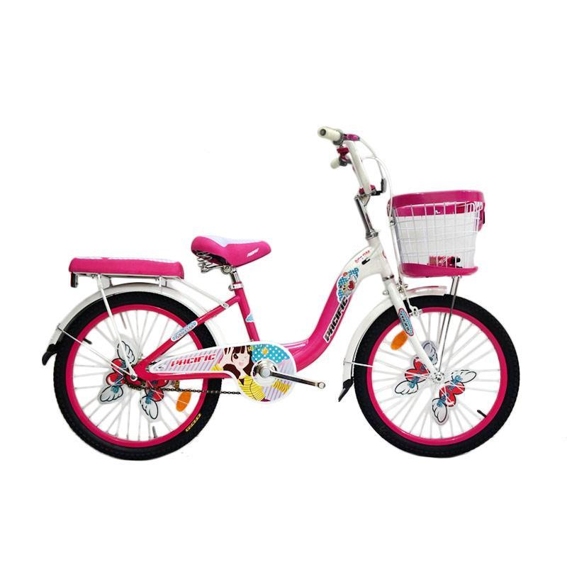 Diskon Murah Pacific Baby Cute Sepeda Keranjang [20 Inch] Online Shop September 2018