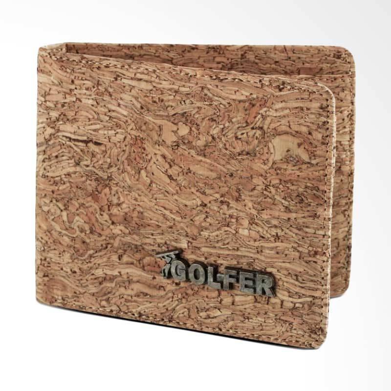 Harga Golfer Kasual Men Wallet Dompet Pria [5082] Di Online Store