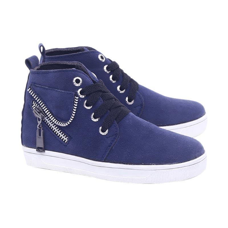 Garucci F1GLA 9166 Sneakers Shoes Sepatu Kasual Anak Laki-Laki