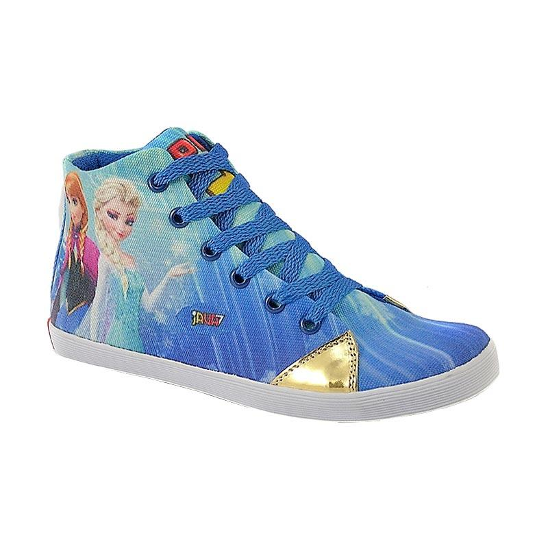 JAVA SEVEN CNZ 792 Sepatu Anak Perempuan - Biru 3206dc5252
