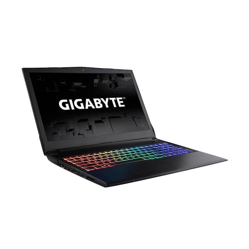 Gigabyte Sabre P45-G HDD Gaming Notebook [i7-8750H/ 1TB/ 8GB DDR4/ GTX 1050 4GB/ DOS/ 15.6 Inch] + Free T-Shirt + Keychain