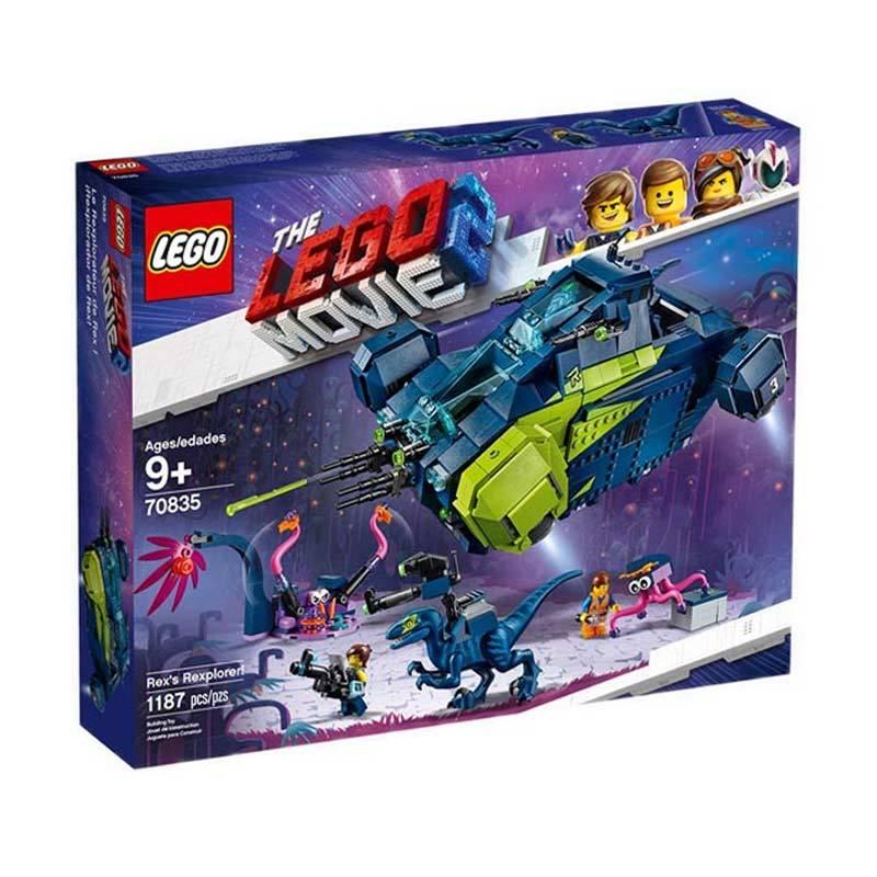 Sticker 112-The Lego Movie 2-Blue Ocean