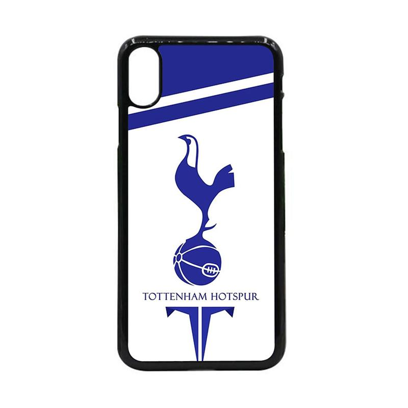 Jual Indocustomcase Soccer Totenham Hotspur Logo 2d Softcase Casing For Apple Iphone Xs Max Terbaru Harga Promo November 2019 Blibli Com