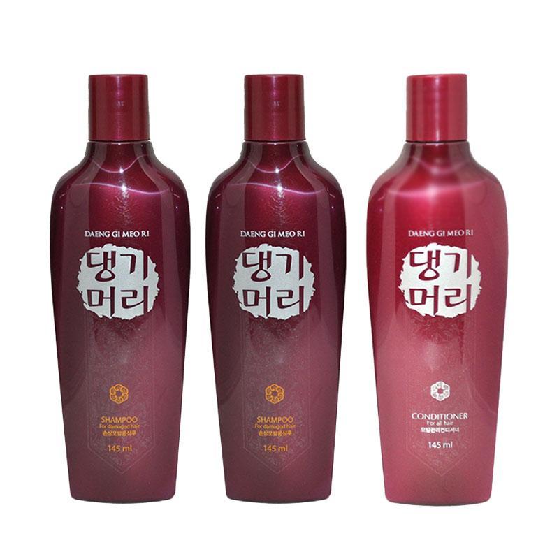 WHS Daeng Gi Meo Ri Damaged Package [145 mL/ 2 Shampoo & Conditioner]