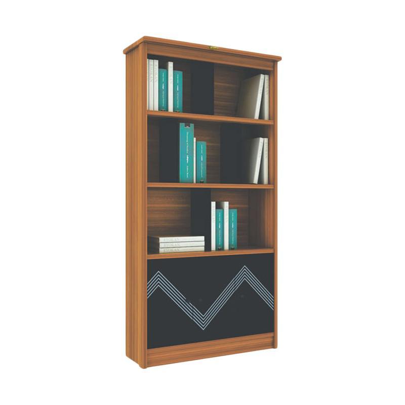 Jual Best Furniture Rc Rb06 Lemari Rak Buku Pajangan Minimalis